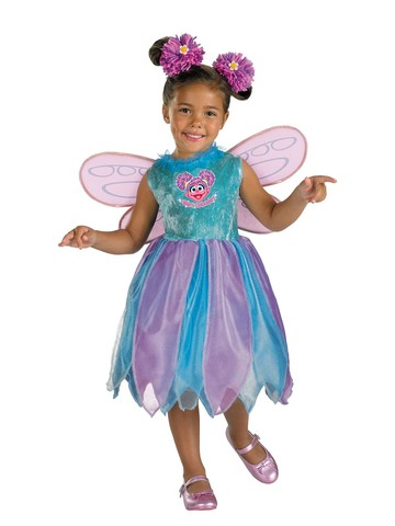 Abby Cadabby Quality Toddler Costume