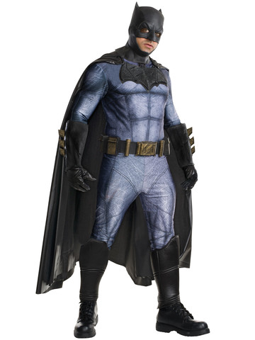 Batman V Superman: Dawn of Justice- Batman Grand Heritage Adult Costume