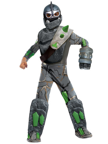 Boy's Deluxe Skylanders Giants Crusher Costume