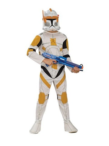Clone Trooper Commander Cody Child