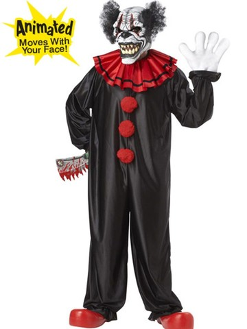 Men's Last Laugh the Clown Costume