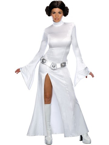 Star Wars Sexy Princess Leia Adult Costume