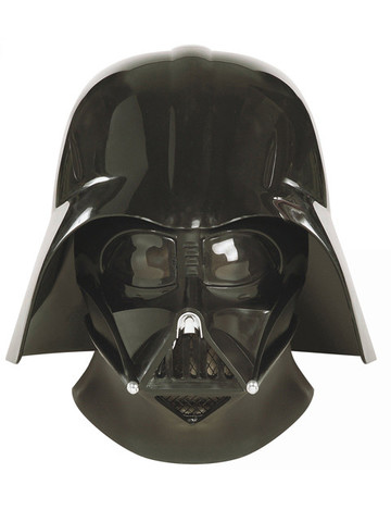 Supreme Edition Darth Vader Tm Mask Adult