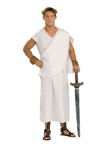 Toga Adult Plus Costume