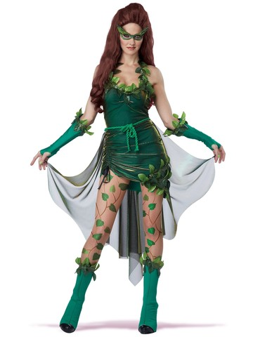 Women's Sexy Lethal Beauty Costume